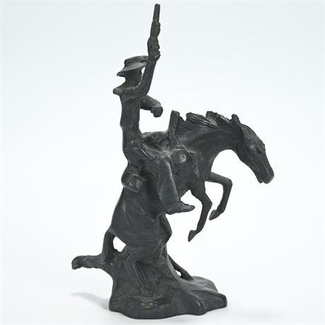 Vintage Bronze Sculpture