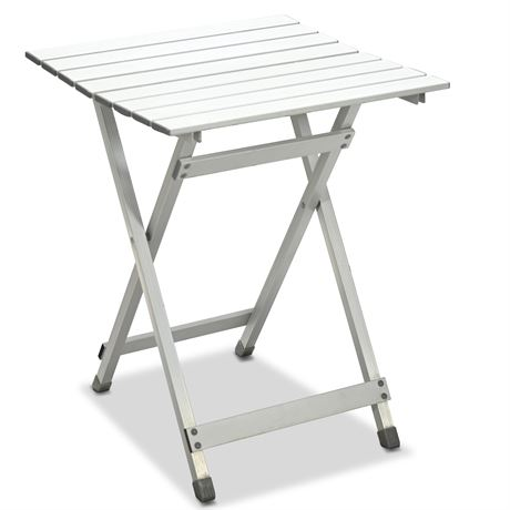 Aluminum Folding Camp Table