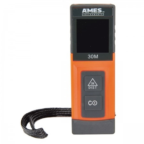 AMES INSTRUMENTS 100 Ft. Laser Distance Meter