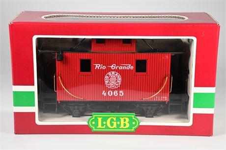 LGB - Lehmann #4065 Rio Grande