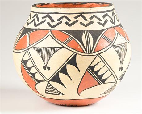 Acoma Pueblo Pottery by J.M. Chavez
