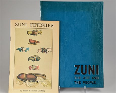 Zuni: The Art & The People, Volume 1
