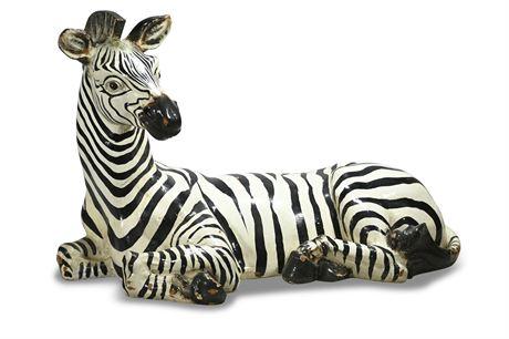 Decorative Zebra