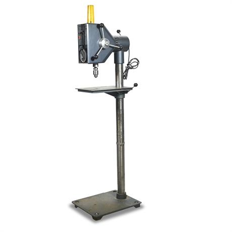 "17"" Drill Press Router Shaper by Montgomery Ward Powr Kraft"