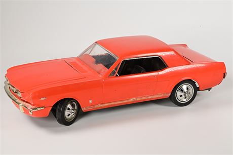 1966 Mustang Wen Mac