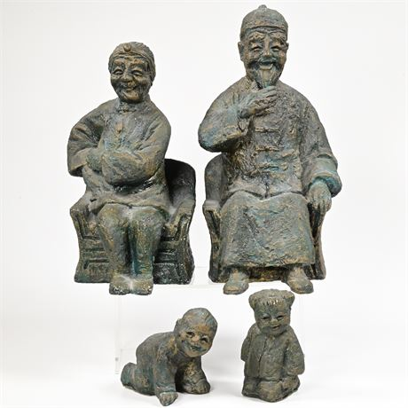 Chinese Family Figures