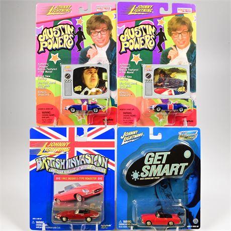 Johnny Lightning British Classics