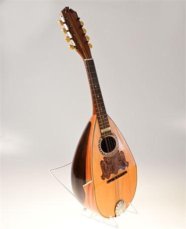 Antique Harwood Mandolin