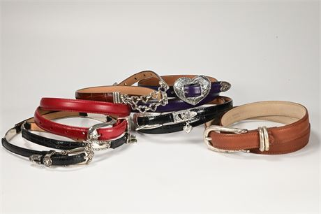 Ladies Brighton & Justin Belts