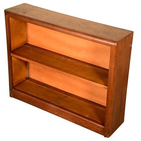 Vintage Solid Wood Bookcase