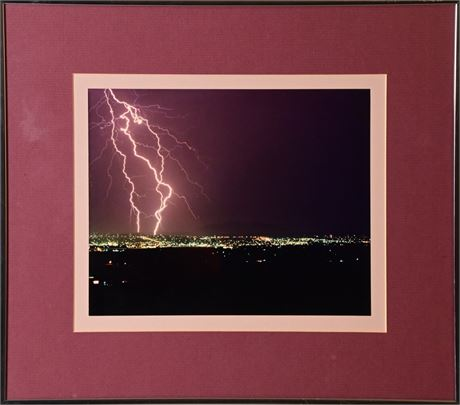 1989 Harry Topley  Las Cruces Photograph