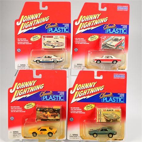 Johnny Lightning Classic Plastic