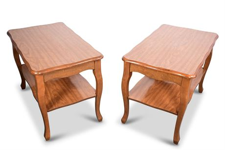 Pair of Classic Side Tables