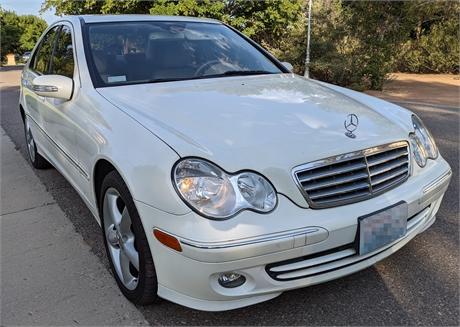 2006 Mercedes-Benz C350