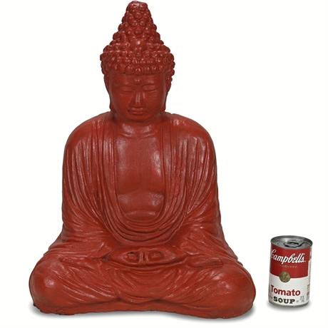 Concrete Garden Buddha