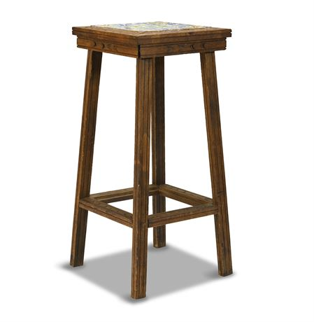 Rustic Side Table/Plant Stand
