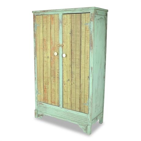 Rustic Two Door Cupboard