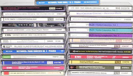 (27) CD's