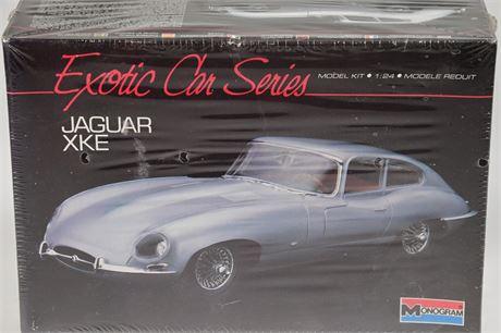 MONOGRAM JAGUAR XKE Exotic Car Series