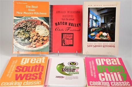 New Mexico Cookbooks