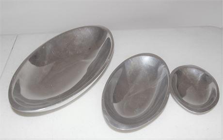 Nambe Serving Bowls