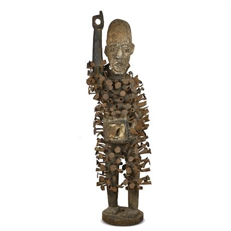 Nkisi Power Sculpture
