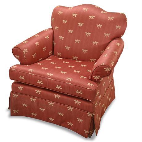 Sam Moore Custom Upholstered Armchair