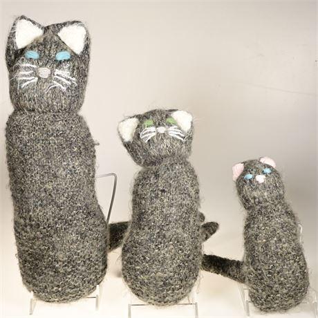 Knitted Kitties
