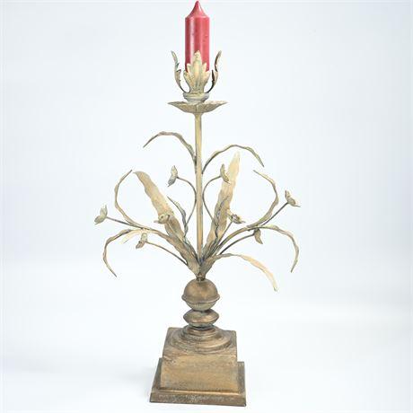 Hollywood Regency Candlestick