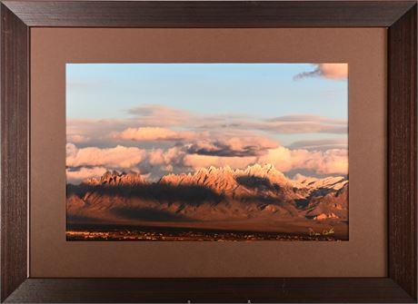 Don Cotto Framed Photograph