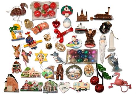 Christmas Ornaments +