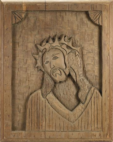 Jesus Carving