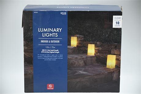 Luminary Lights Indoor/Outdoor