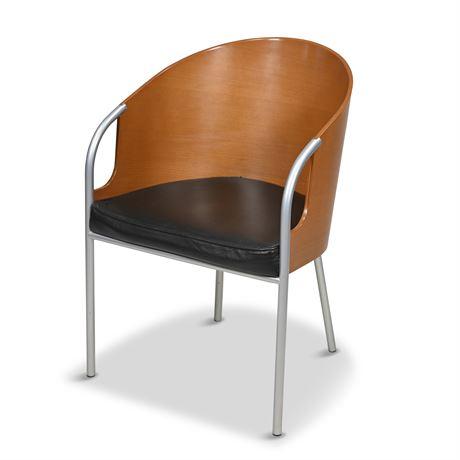Ethan Allen Barrel Back Side Chair