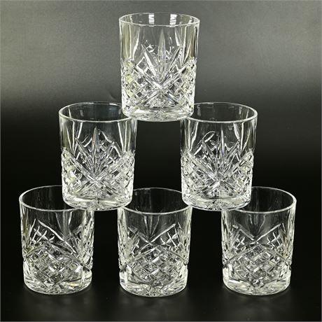 Crystal Rocks Glasses