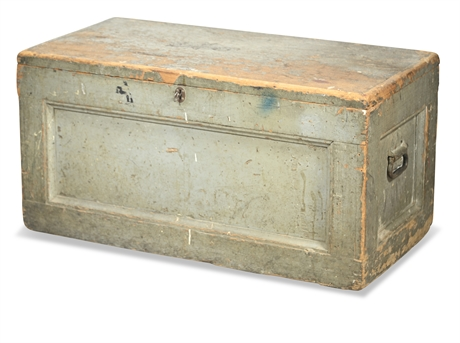Antique Witte Tool Chest