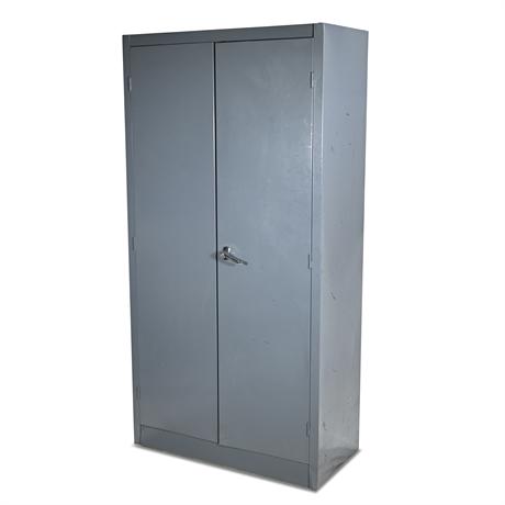 Industrial Metal Storage Cabinet