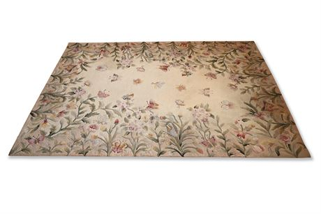 Emerald Collection Wool Rug