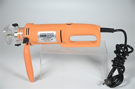 Chicago Electric Cutout Tool