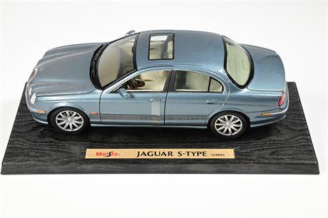Maisto Jaguar S-Type (1998)