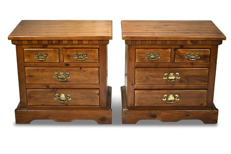 Link-Taylor Colonial Night Stands