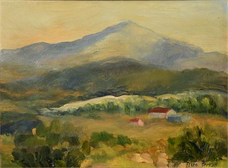 Flora Emerson Original Painting