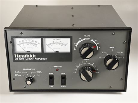 Heathkit SB-1000 Linear Amplifier