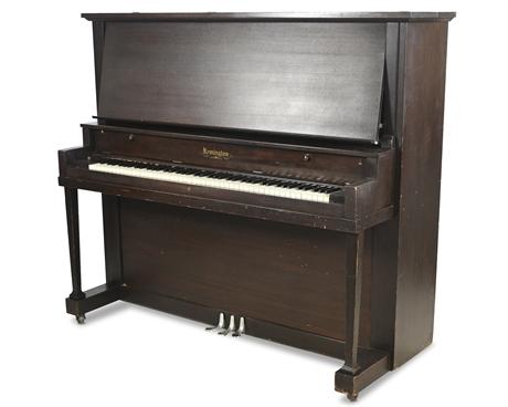 Starr/Remington Upright Grand Piano