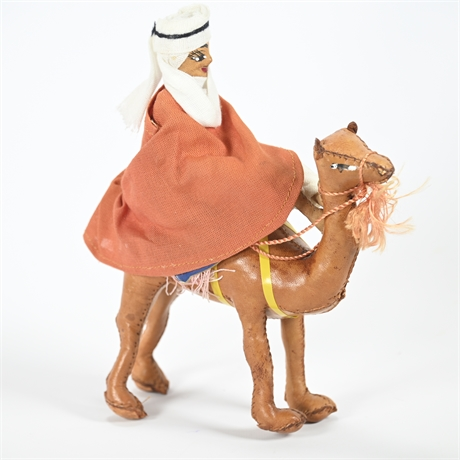 Leather Souvenir Camel