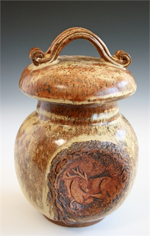 Corry McKissock Lidded Container