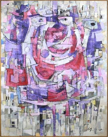 Enrico Zabian Abstract