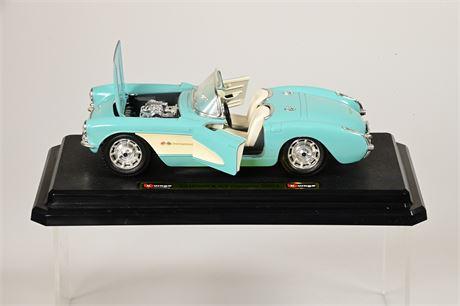 1957 Chevrolet Corvette Model Car