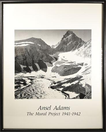 Ansel Adams Framed Poster