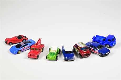 Hot Wheels, Corgi, Johnny Lightning Cars